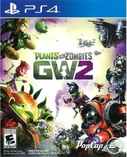 Plants Vs Zombies Garden Warfare 2 Ps4(nuevo Y Sellado)