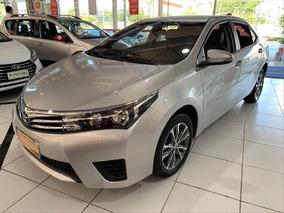 Toyota Corolla Corolla Gli 1.8 Flex - Automático - Prata