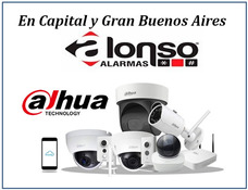 Alarmas Y Cámaras De Seguridad - Instalación