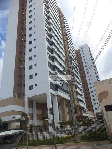 Oportunidade, Apartamento Com 2 Dormitórios À Venda, 70 M² Por R$ 410.000 - Joaquim Távora - Fortaleza/ce - Ap3292