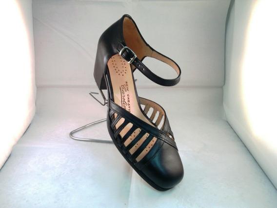 Zapato 100 % Cuero 613