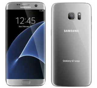Vendo Samsung S7 Edge Plateado 32gb 4ram Liberado