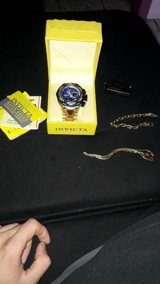 Relógio Invicta Zeus Bolt
