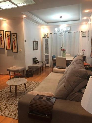 Apartamento Com 3 Dormitórios À Venda, 176 M² - Santa Terezinha - São Bernardo Do Campo/sp - Ap63927