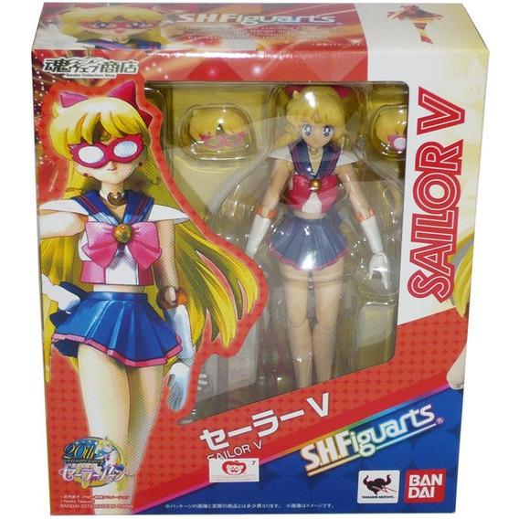 Sailor Moon - Sailor V - S.h.figuarts - Bandai