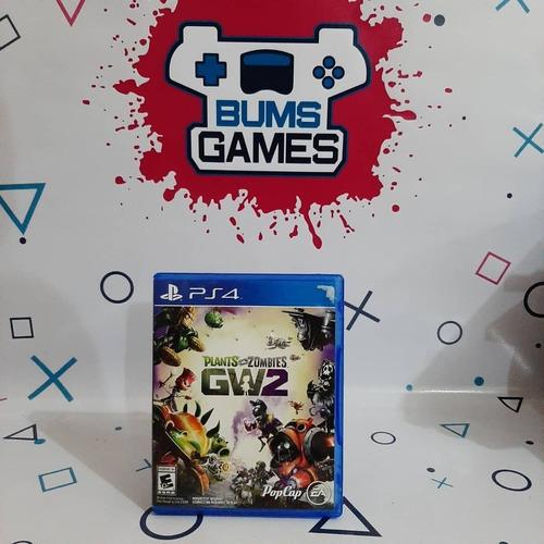 Plants Vs Zombies Garden Warfare 2 Fisico Play 4 Original