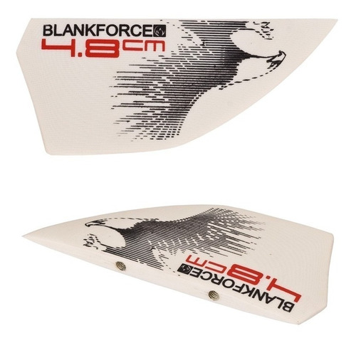 Imagen 1 de 1 de Blank Force Quillas 48mm Ó 20mm - Windtoys