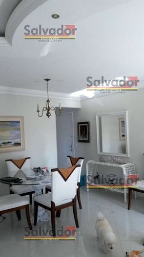 Apartamento Na Vila Gumercindo  -  São Paulo - 1007