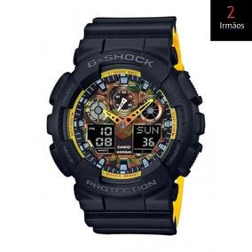 Relógio Casio G-shock Ga100by1adr