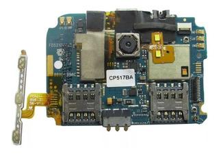Placa Mãe Celular Multilaser Ms60 + Flex Power E Cameras