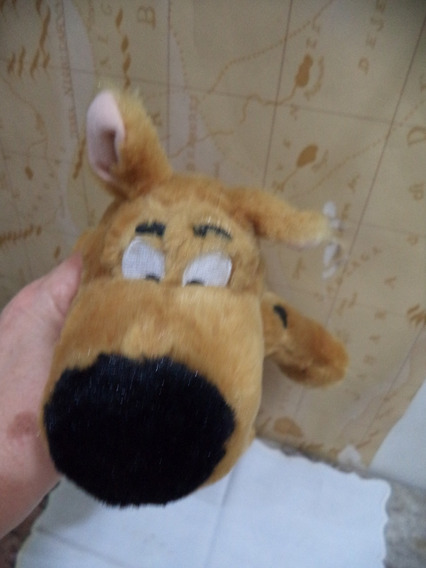 Scooby Doo Pelucia Antigo Usado Original Universal Studios