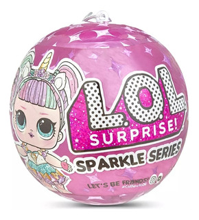 L.o.l Lol Surprise Sparkle Series Originales 100% Envio Ya
