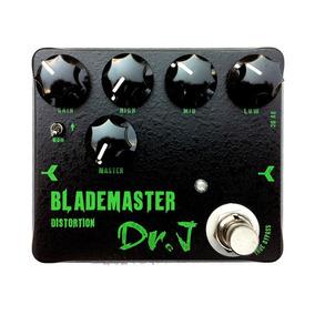 Pedal Guitarra Joyo Dr J Blademaster Distortion D58