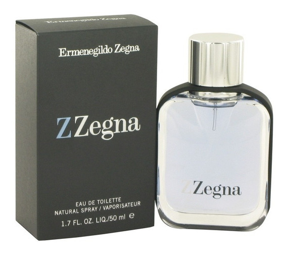 Perfume Ermenegildo Zegna Z Masculino 50ml Edt - Original