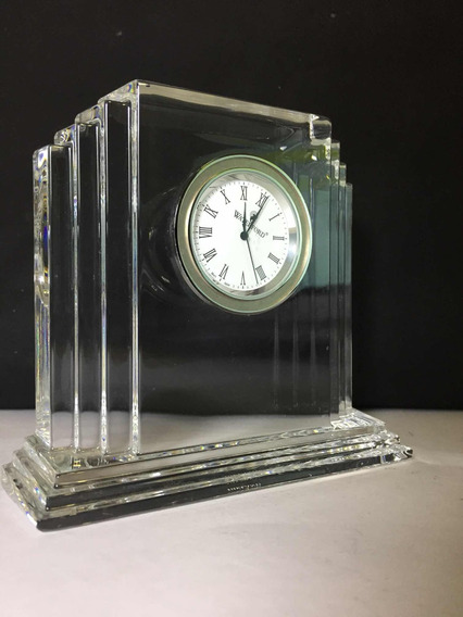 Reloj Waterford Crystal De Mesa C9