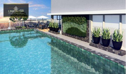 Apartamento Com 3 Dormitórios À Venda, 164 M² Por R$ 2.960.000,00 - Pinheiros - São Paulo/sp - Ap45363