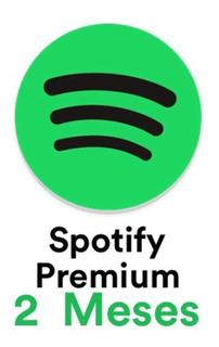 Digital Spotify Premiun 2 Meses (original )