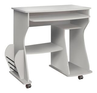 Mesa Para Computador Com Espaço P/ Impressora Artely