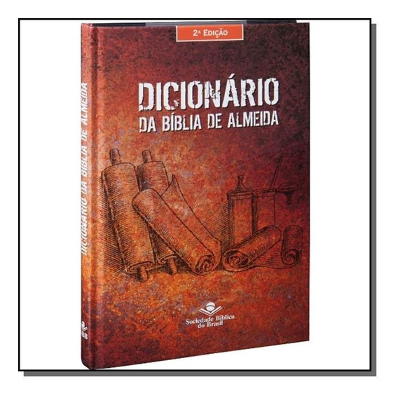 Dicionario Da Biblia De Almeida
