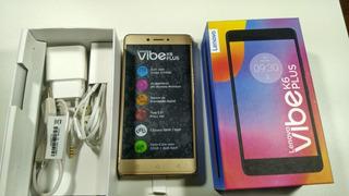 Lenovo Vibe K6 Plus 4g 32gb Gold!