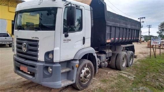 Vw 24250 6x2 Truck Caçamba 24-250