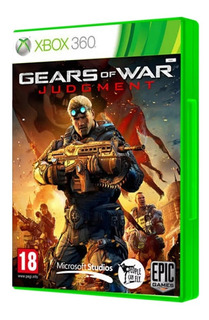 Gears Of War Judgment Xbox 360 Físico