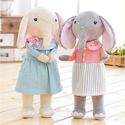 Muñecos Metoo - Elefante -  30cm - (motivo Surtidos)