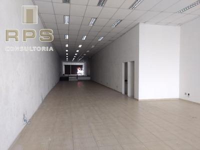Salão Comercial Para Locação Em Atibaia Centro - Atibaia - Sl00057 - 34078694