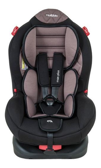 Cadeira Para Auto - De 0 A 25 Kg - Max Plus - Preto E Marrom