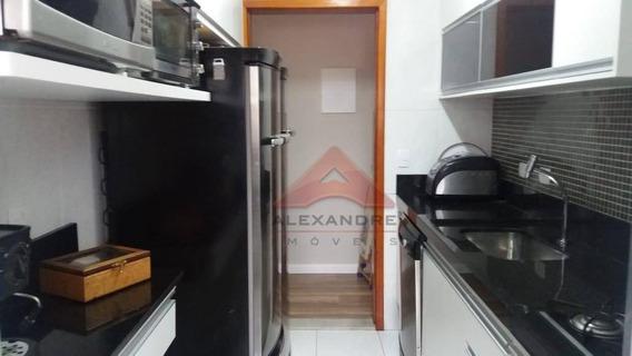 Apartamento Com 2 Dormitórios À Venda, 62 M² Por R$ 350.000,00 - Jardim Das Indústrias - São José Dos Campos/sp - Ap3406