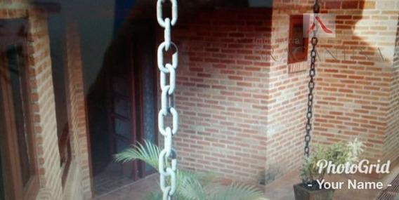 Casa De Condomínio Em Amparo - Sp - Ca0058_brgt
