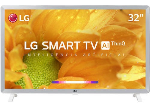 Smart Tv Led Hd 32 Polegadas Lg 32lm620 Pix90