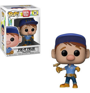 Funko Pop Wreck It Ralph 2 Fix-it Felix