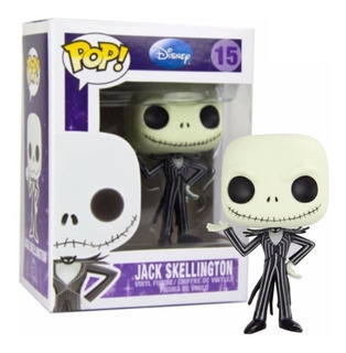 Funko Pop Jack Skellington #15 Disney Jugueterialeon