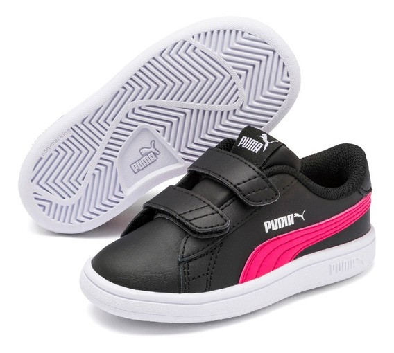 Zapatillas Puma Smash V2 L Kids / The Brand Store