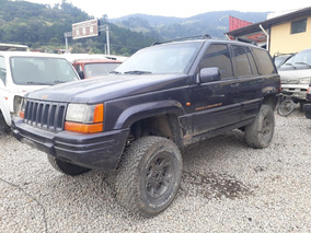 Jeep Gcherokee Limited 8cil 4.0 96/97 Para Retirada De Peças