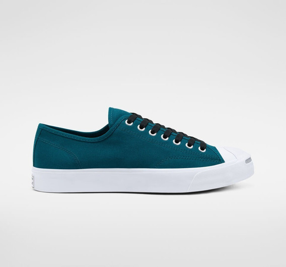 Tenis Converse Unisex Twill Reflective Jack Purcell Azul