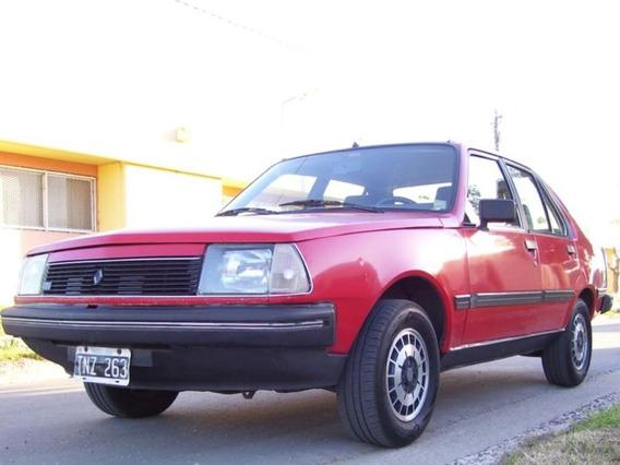 Renault 18 Gtx Ii 1987 Original Para Restaurar $175.000.-