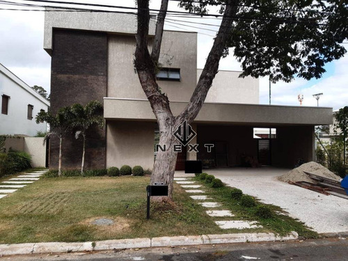 Casa Com 5 Suites Para Venda Ou Locação, 390 M² No Alphaville Residencial 2 - Alphaville - Sp - Ca0513
