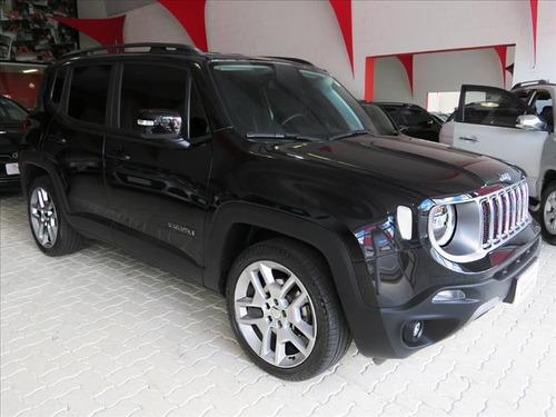 Jeep Renegade Limited 1.8 Flex Automático 2020 Top (baixa Km
