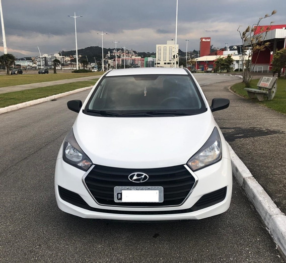 Hyundai Hb20 Comfort 2017 Flex