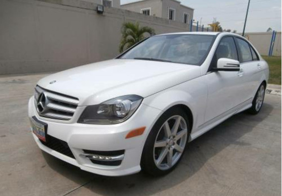 Mercedez Benz C350 Luxury 2013