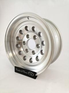 Rin 16 Pulgadas 6 Huecos 139.7 Madeal Modular Nhr Aluminio