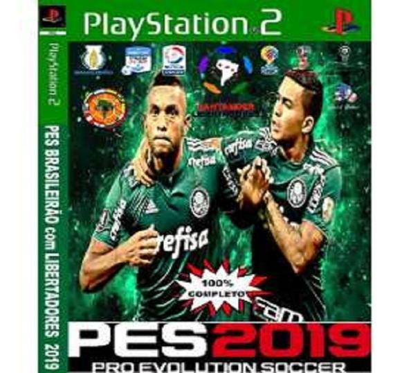 Pes 2019 Brasileirão E Libertadores Jogos Ps2,( Março )