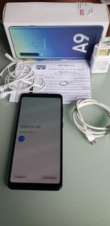 Vendo Samsung A9 Semi Novo