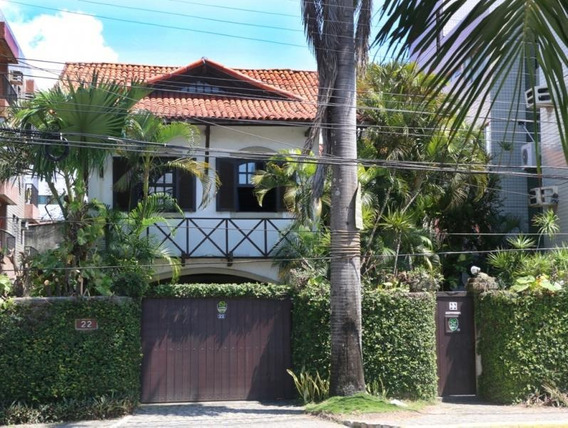 Casa Em Piedade, Jaboatão/pe De 360m² 5 Quartos À Venda Por R$ 1.300.000,00 - Ca100665