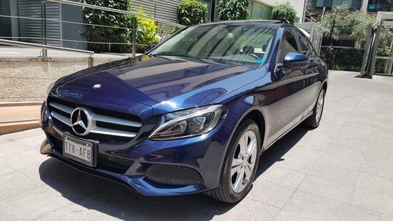 Mercedes-benz Clase C 2.0 200 Cgi Exclusive At 2016