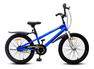 Bicicleta Royal Baby Freestyle Rodado 20 - Star Cicles
