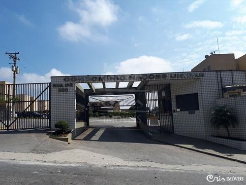 Apartamento Em Vila São João - Mauá - Sp - Av05/42