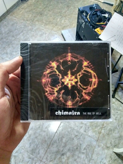 Chimaira - The Age Of Hell Cd